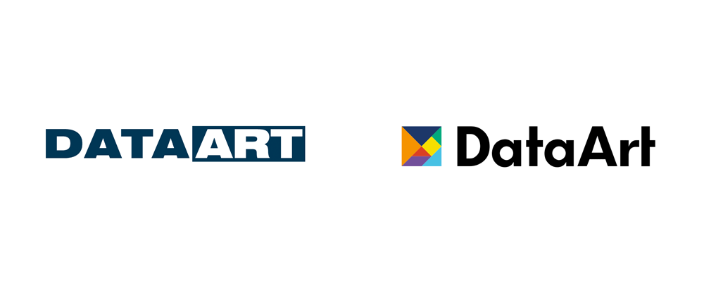 New Logo and Identity for DataArt done In-house