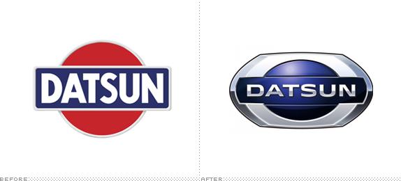 A Datsun Logo Datsucks