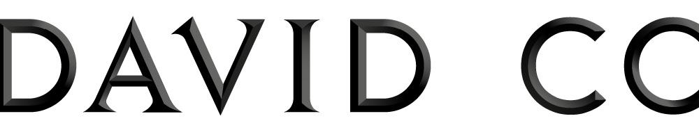 New Logo and Identity for David Collins Studio by Bibliothèque
