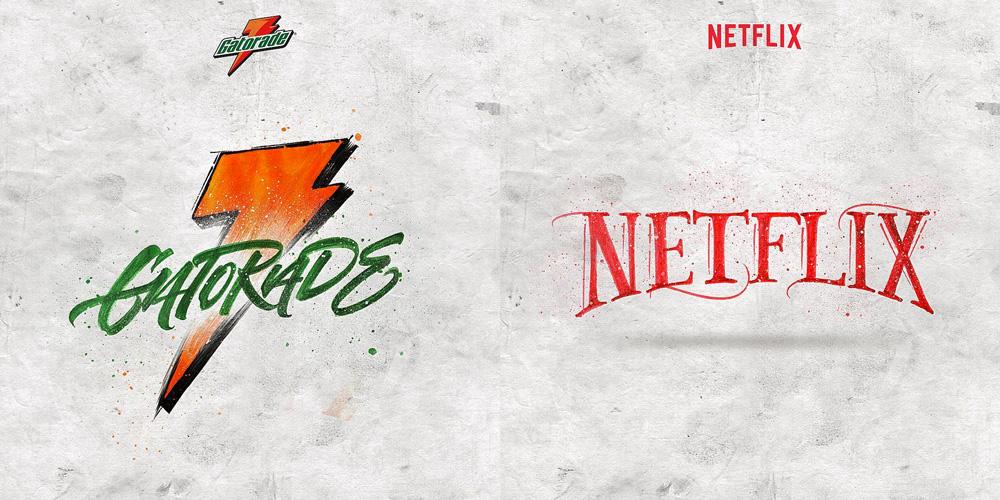 Lettered Logos