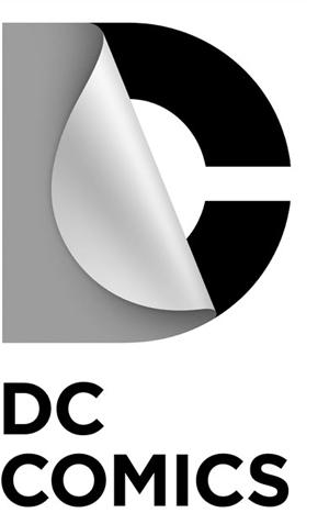 DC Comics Logo, Detail
