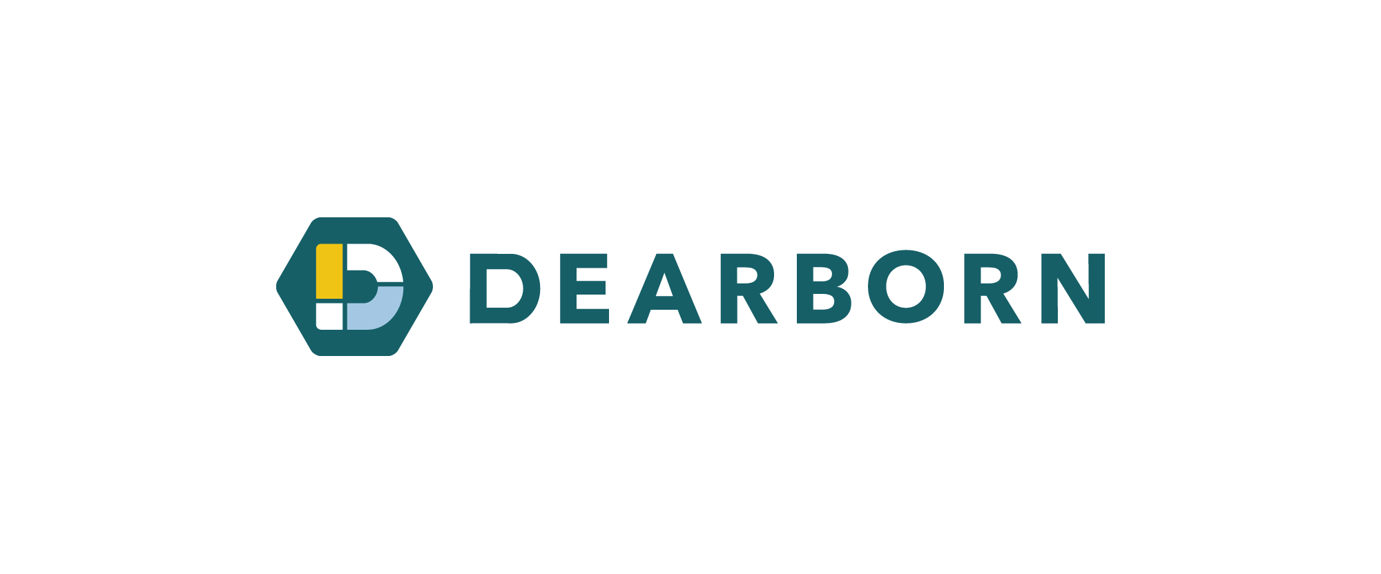New Logo for City of Dearborn by Octane Design