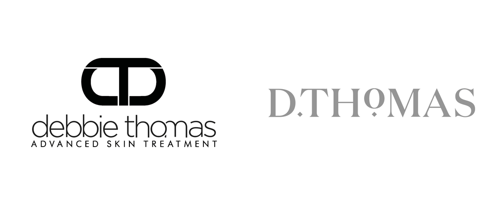 New Logo and Identity for Debbie Thomas by SomeOne