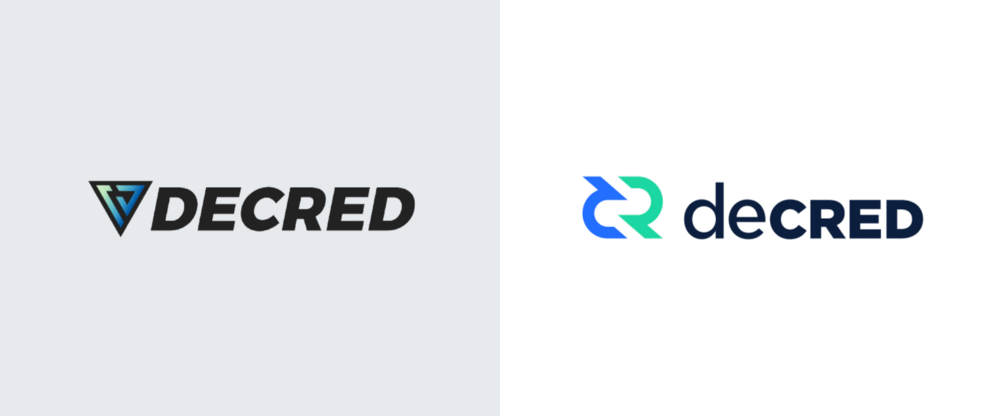 New Logo and Currency Icon for Decred by EETER