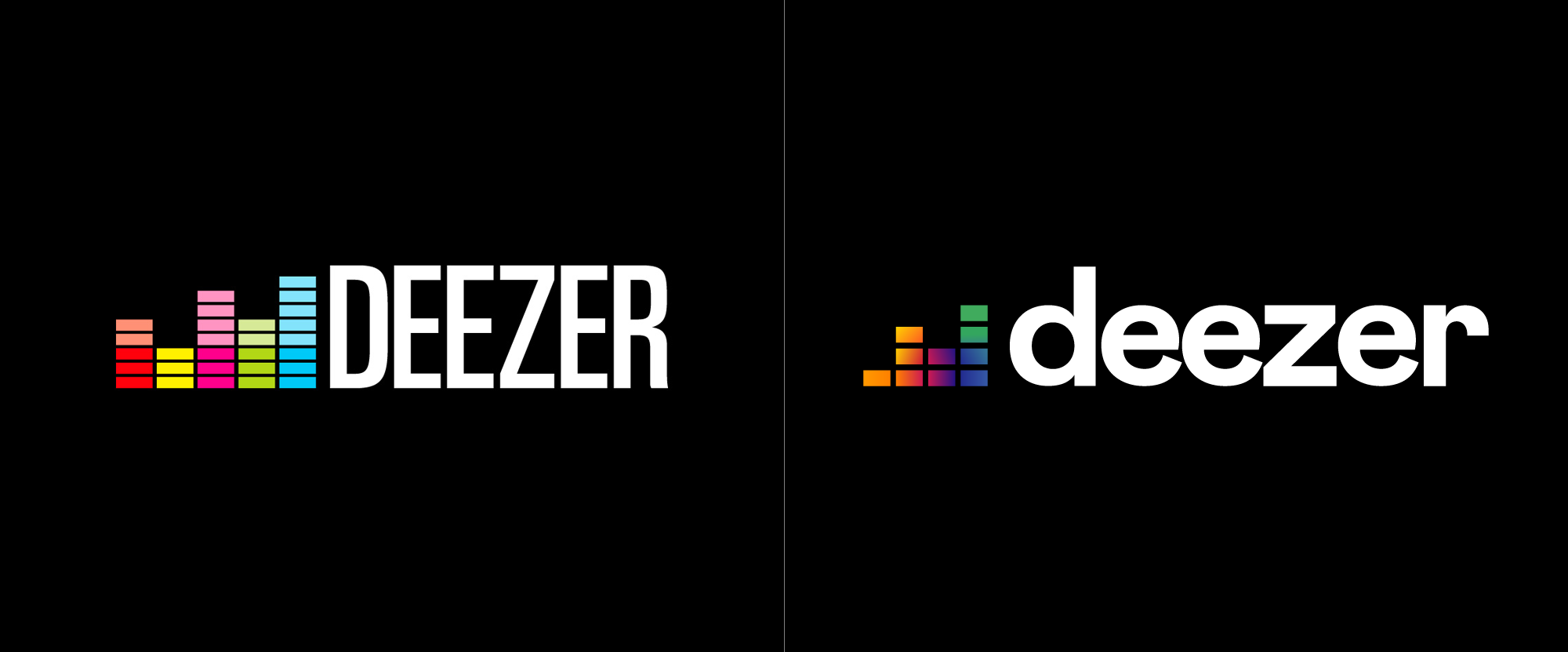 New Logo for Deezer