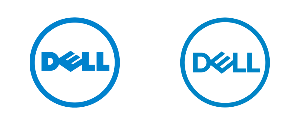 New Logos for Dell, Dell Technologies, and Dell EMC by Brand Union