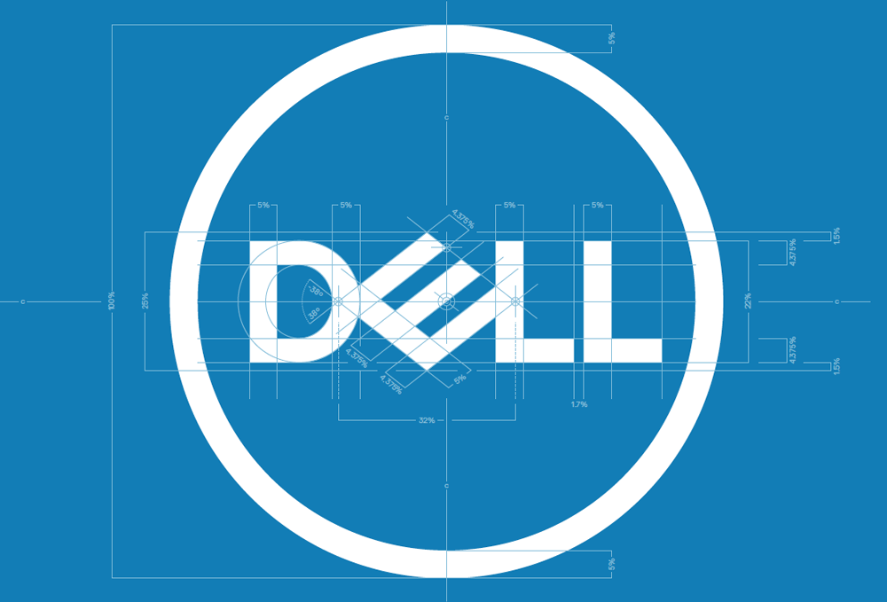 Brand New: New Logos for Dell, Dell Technologies, and Dell ...