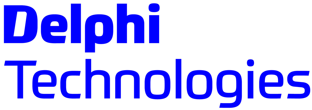 New Logos for Delphi Technologies and Aptiv