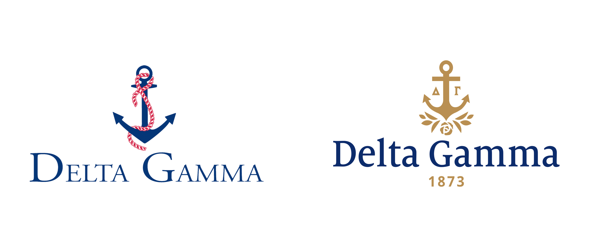 New Logo and Identity for Delta Gamma by Ologie