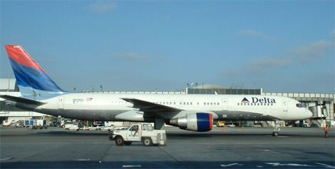 Delta Livery, New