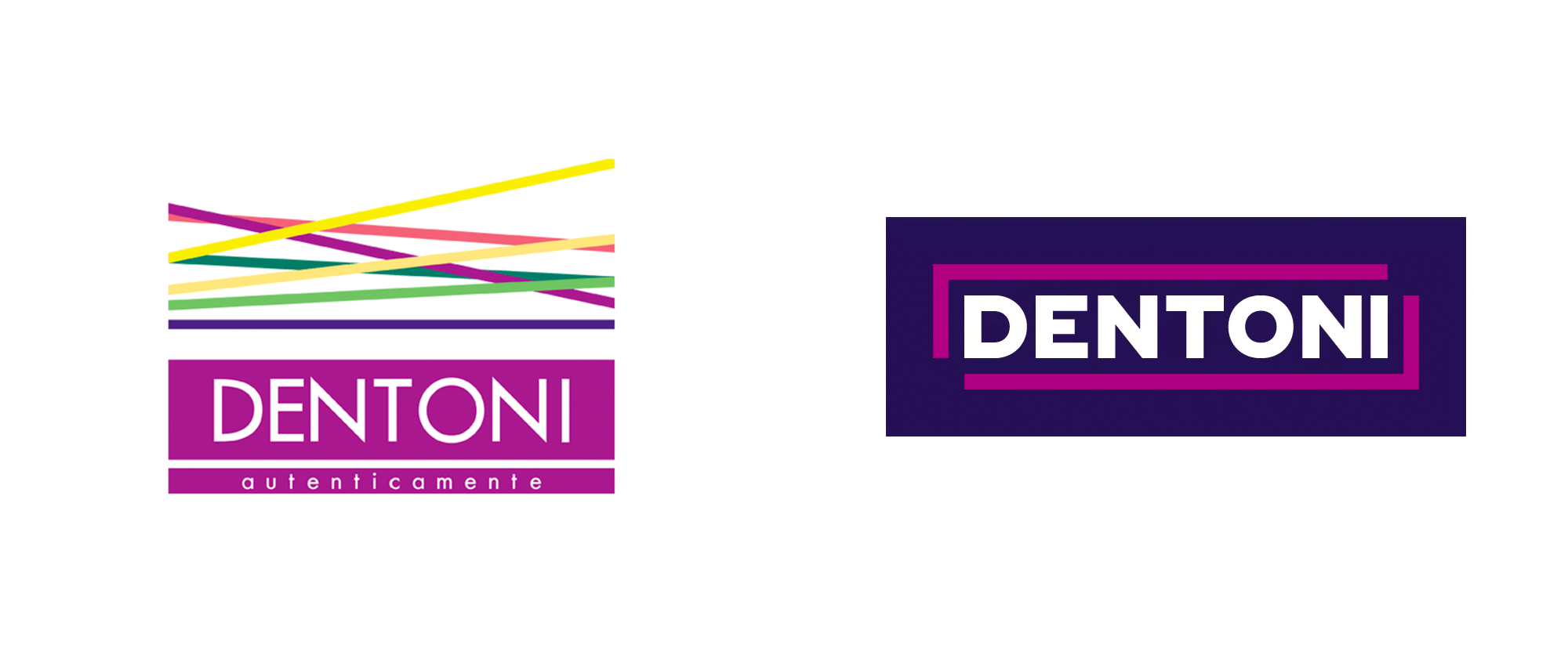 New Logo and Identity for Dentoni by Superklas