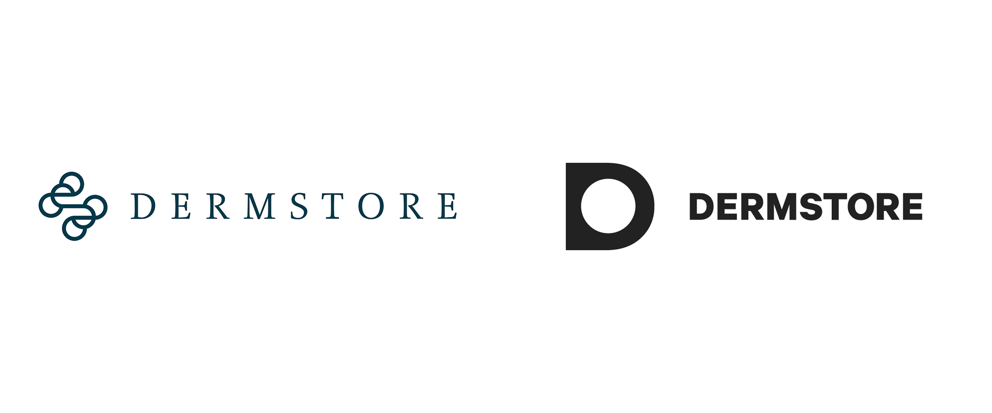 New Logo for Dermstore by Slate