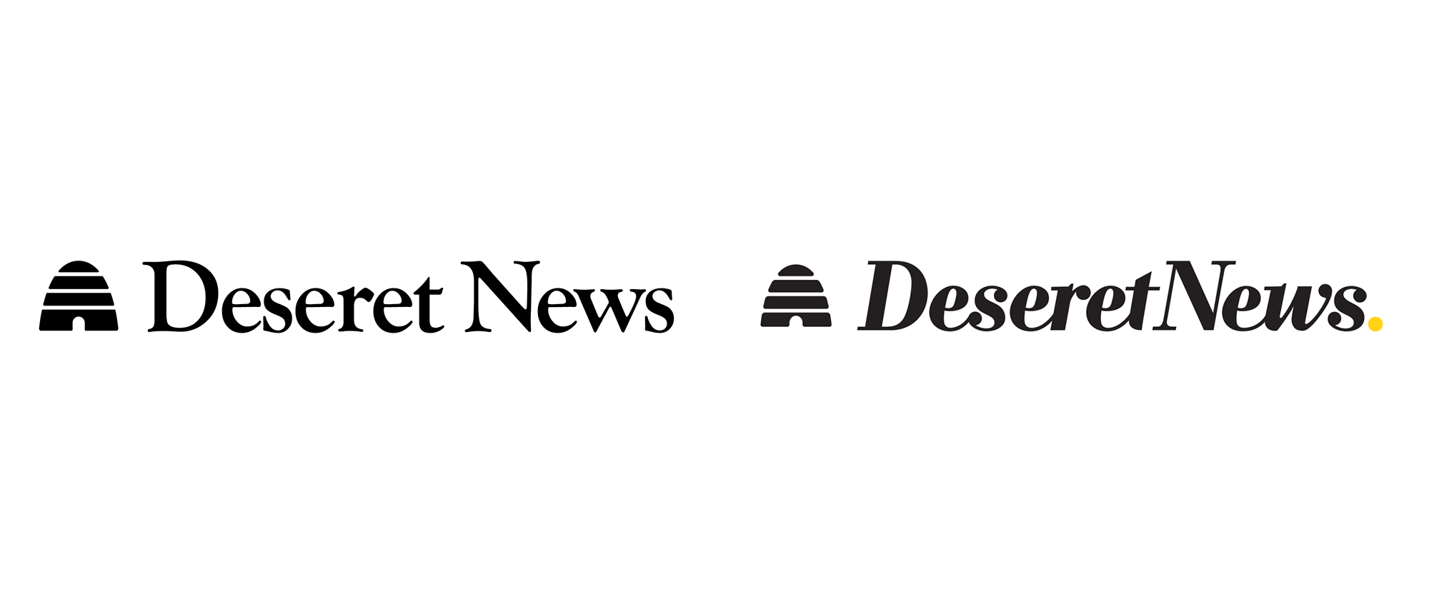 New Logo for Deseret News