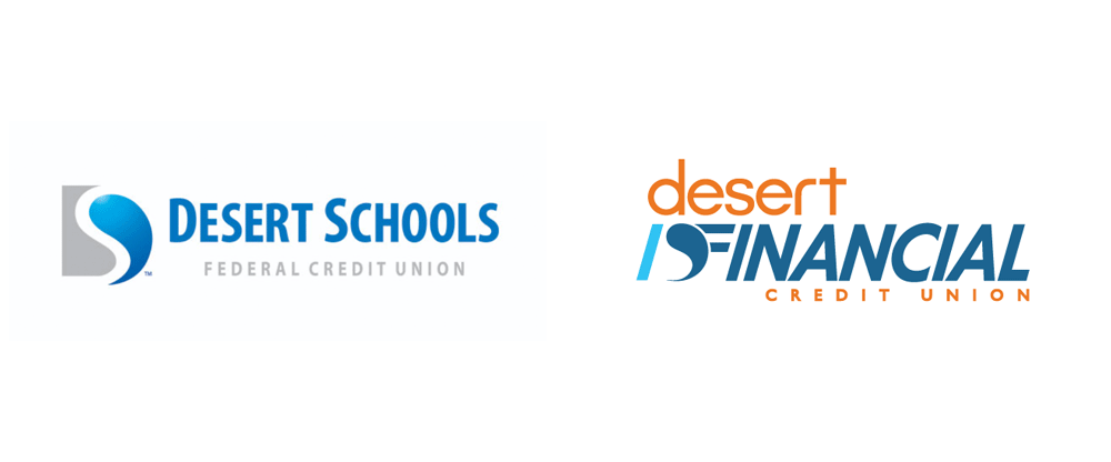 New Name and Logo for Desert Financial Credit Union