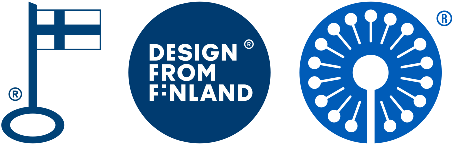New Logo for Design from Finland by Werklig