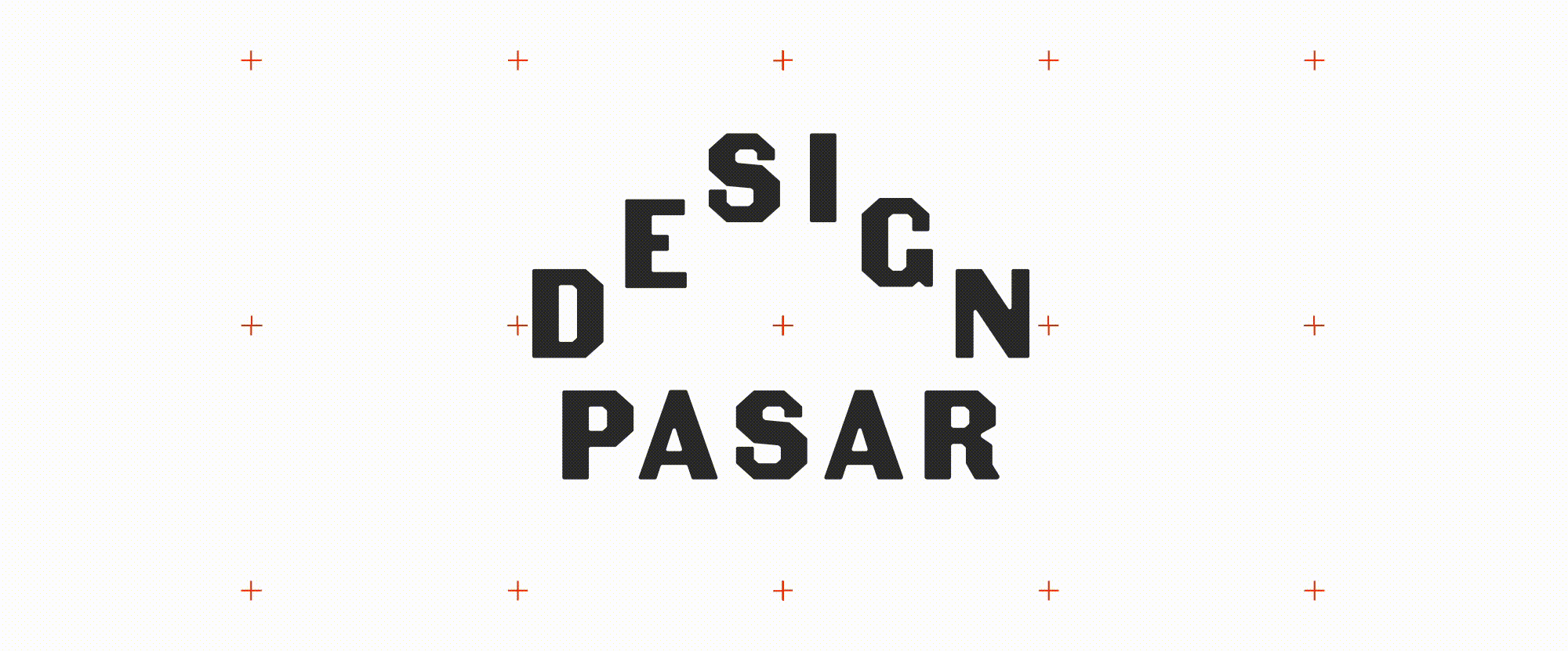 New Logo and Identity for Design Pasar by Foreign Policy