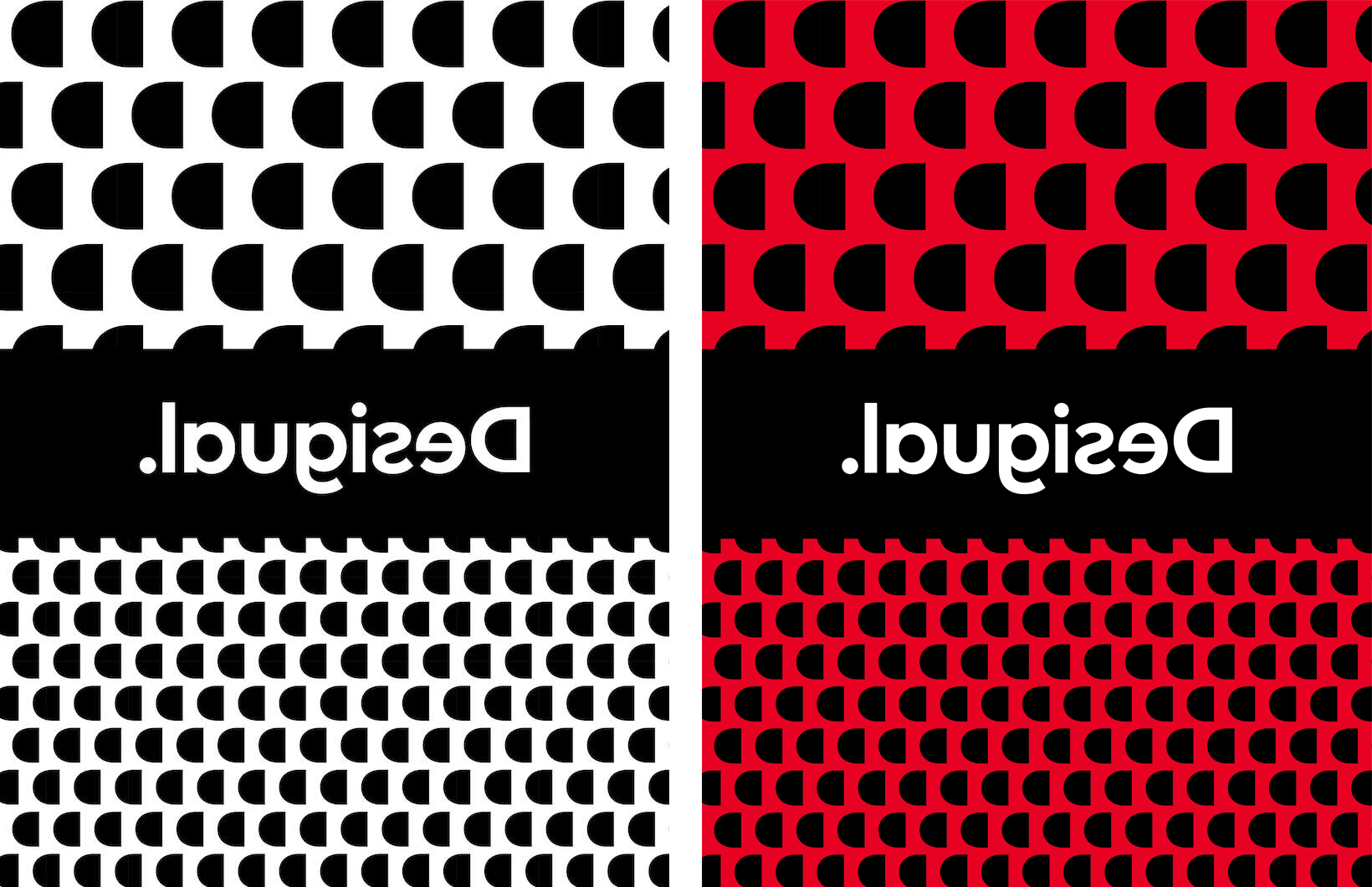 New Logo and Identity for Desigual done In-house