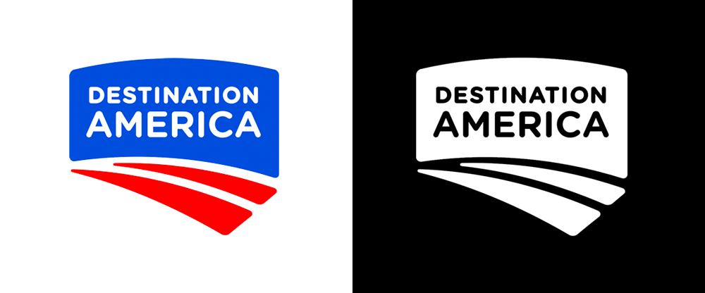 New On-air Look for Destination America by METAphrenie