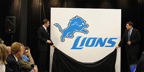 Detroit Lions, News Images