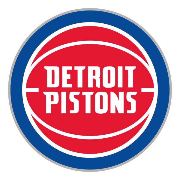 New Logo for Detroit Pistons