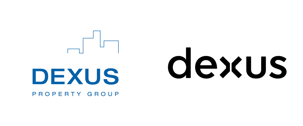 New Logo for Dexus by Hulsbosch