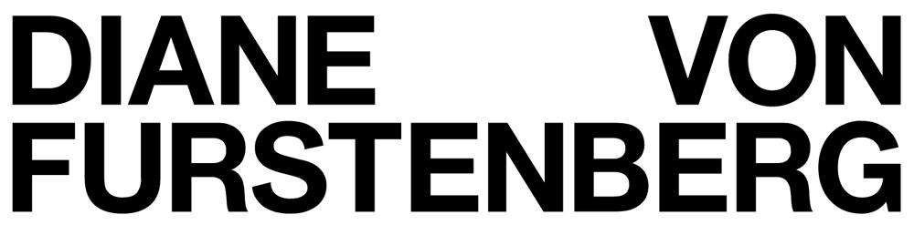 New Logo for Diane von Furstenberg by Jonny Lu Studio