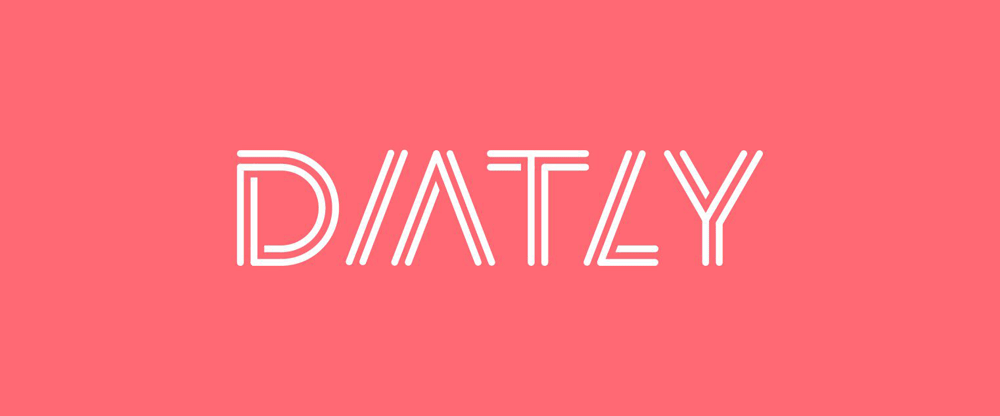 New Logo and Identity for Diatly by Brand Brothers
