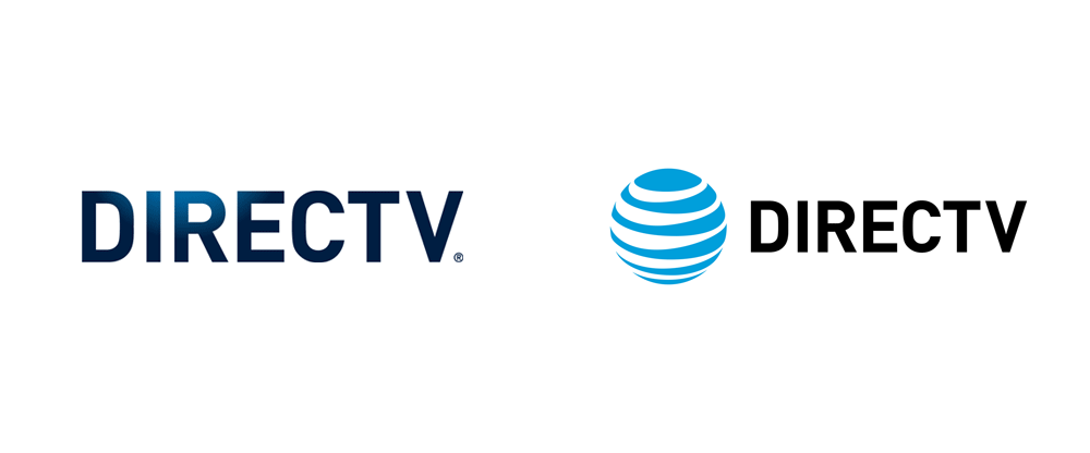New Logo for DirecTV