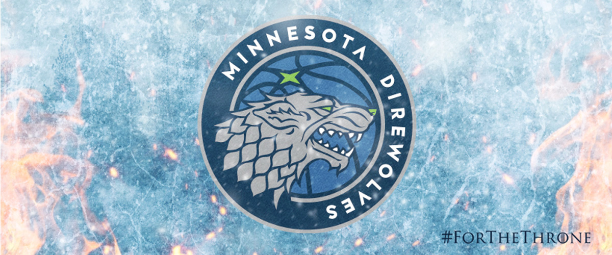 Timberwolves GoT Game