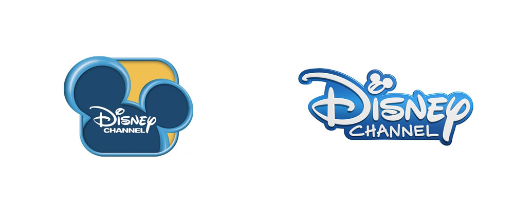 New Logo for Disney Channel by BDA