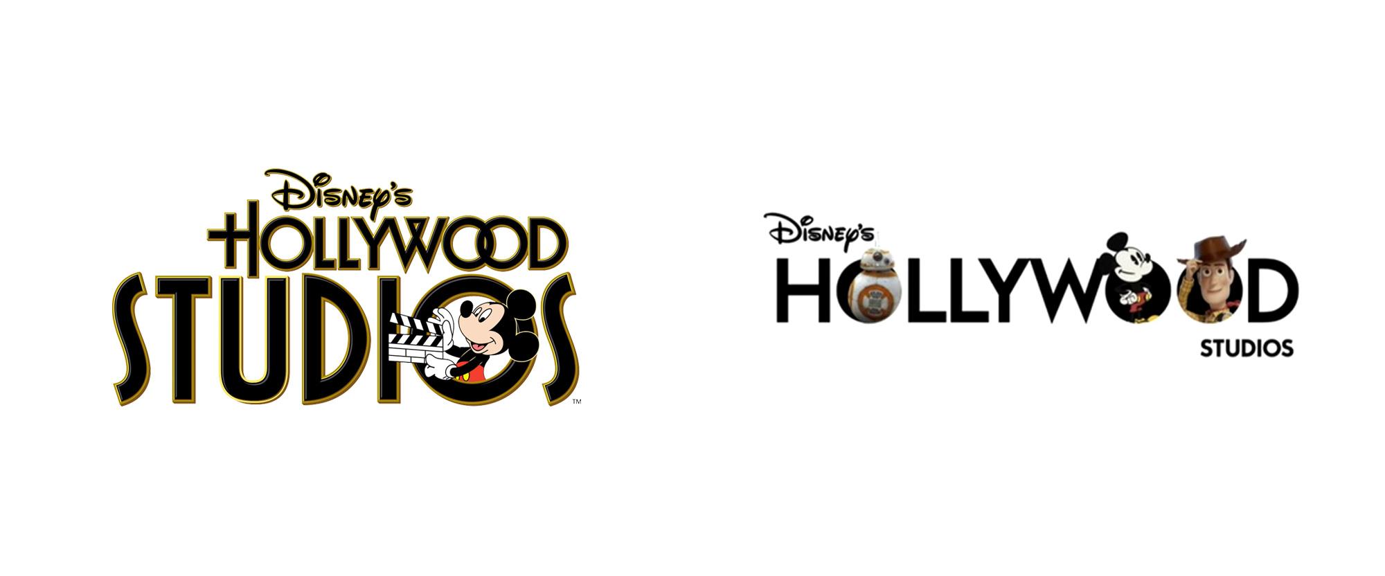 New Logo for Disney's Hollywood Studios