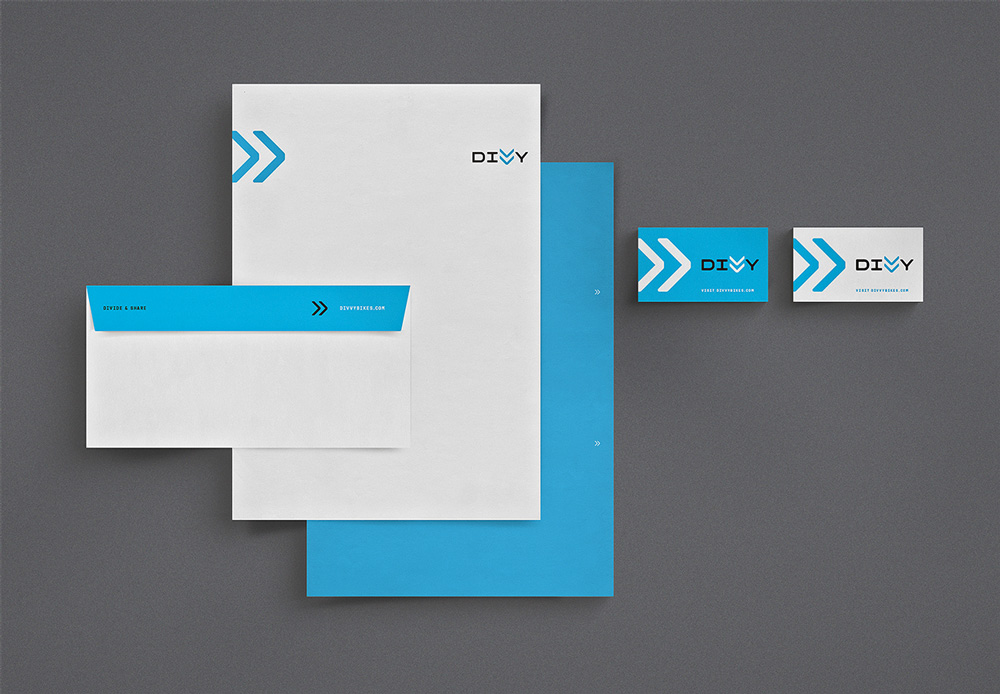 New Name, Logo, and Identity for Divvy by IDEO and Firebelly