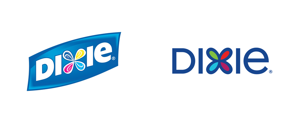 New Logo for Dixie by Landor