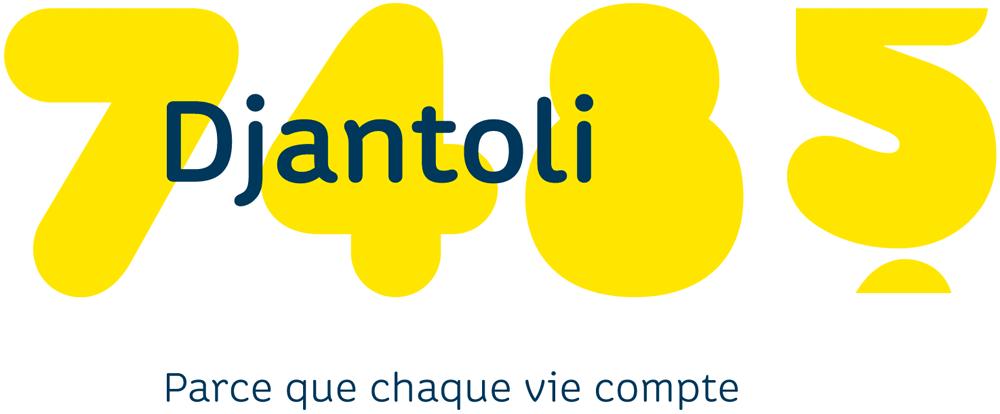 Brand new new name logo and identity for djantoli by landor for Landor logo