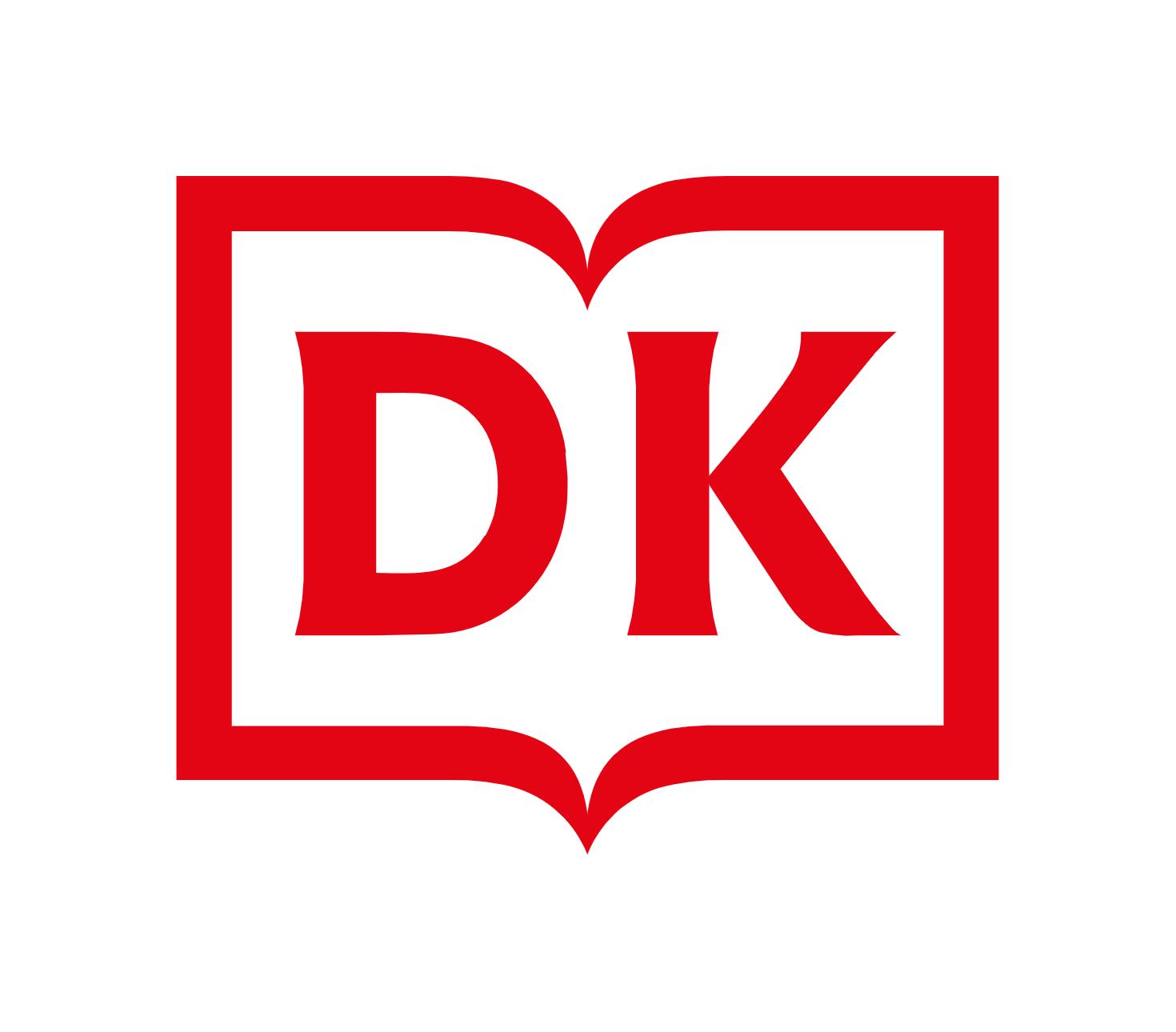 New Logo for DK by Pentagram