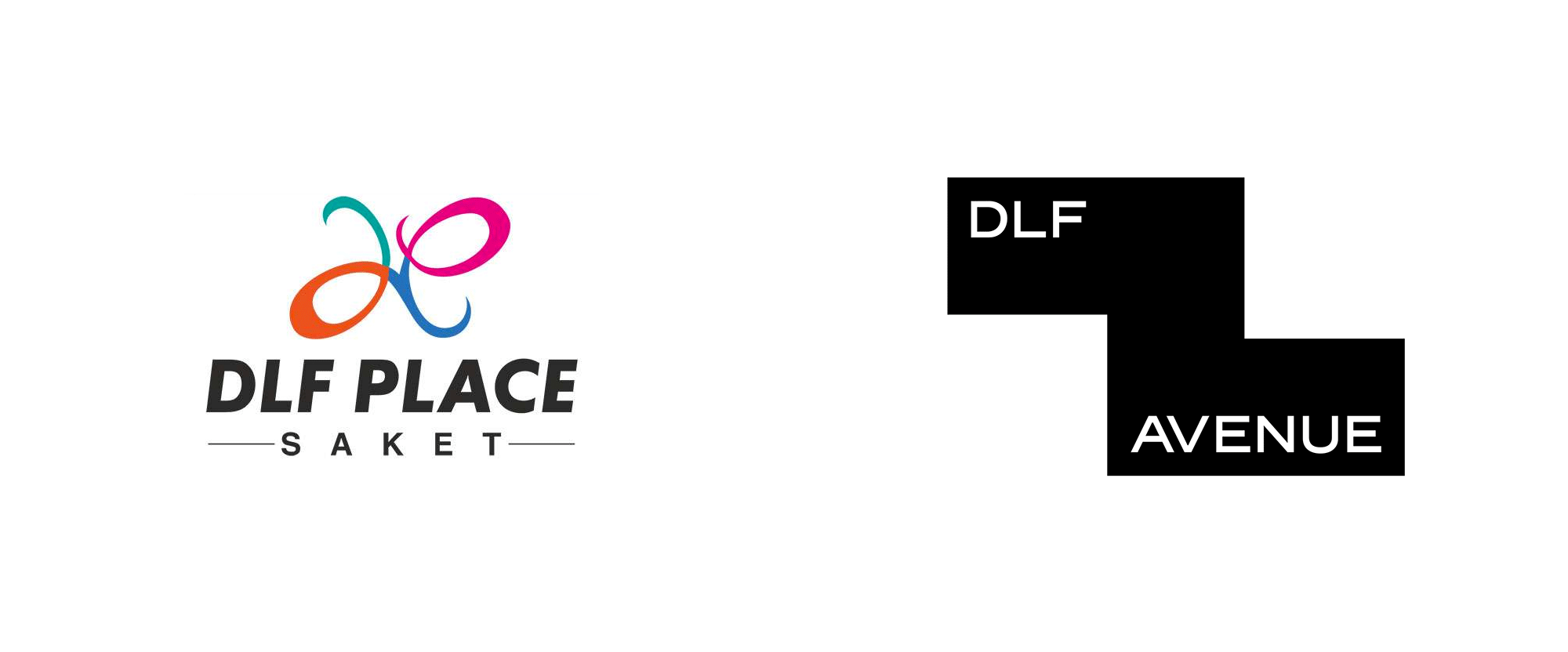 New Logo and Identity for DLF Avenue by Wieden + Kennedy, Delhi