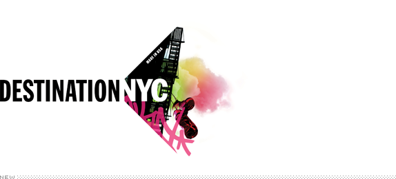 Destination NYC Logo, New