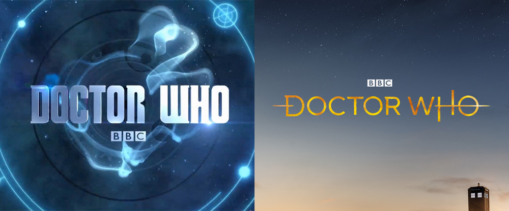 New Logo for Doctor Who by LittleHawk