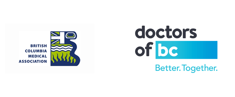 New Logo and Name for Doctors of BC