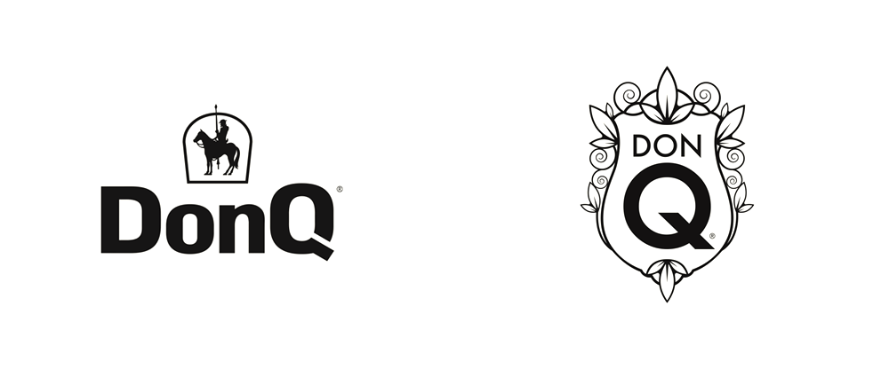 New Logo and Packaging for Don Q by TracyLocke