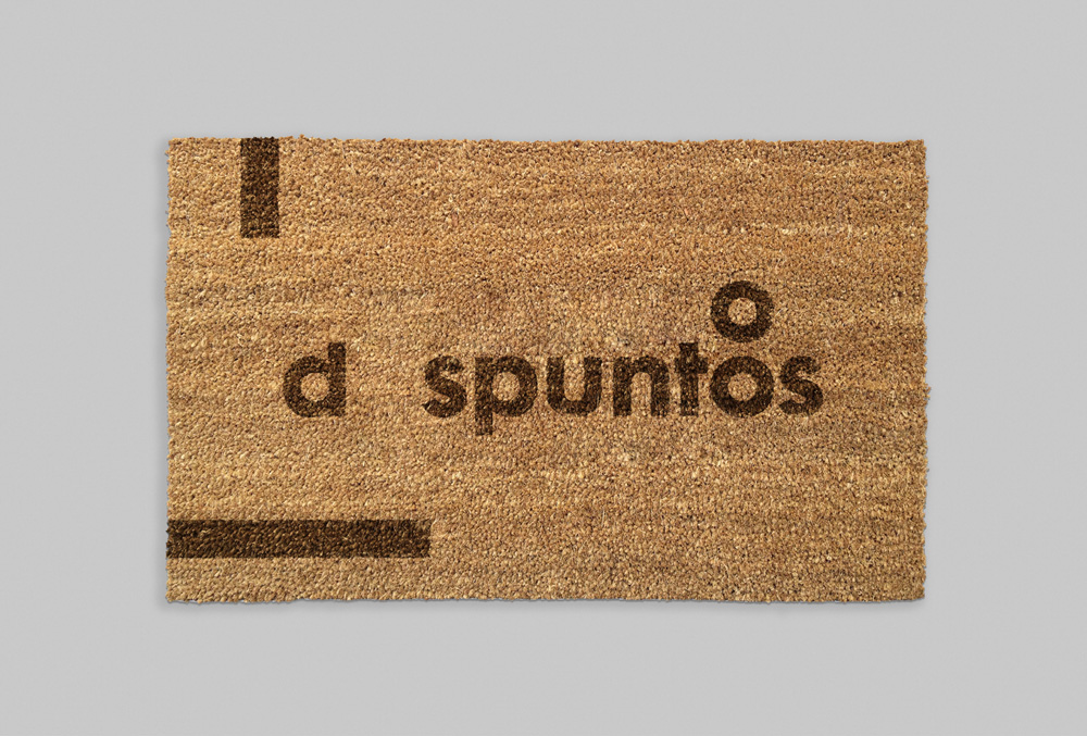 New Logo and Identity for dospuntos by Brand Union