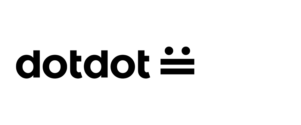 New Logo for dotdot by Wolff Olins