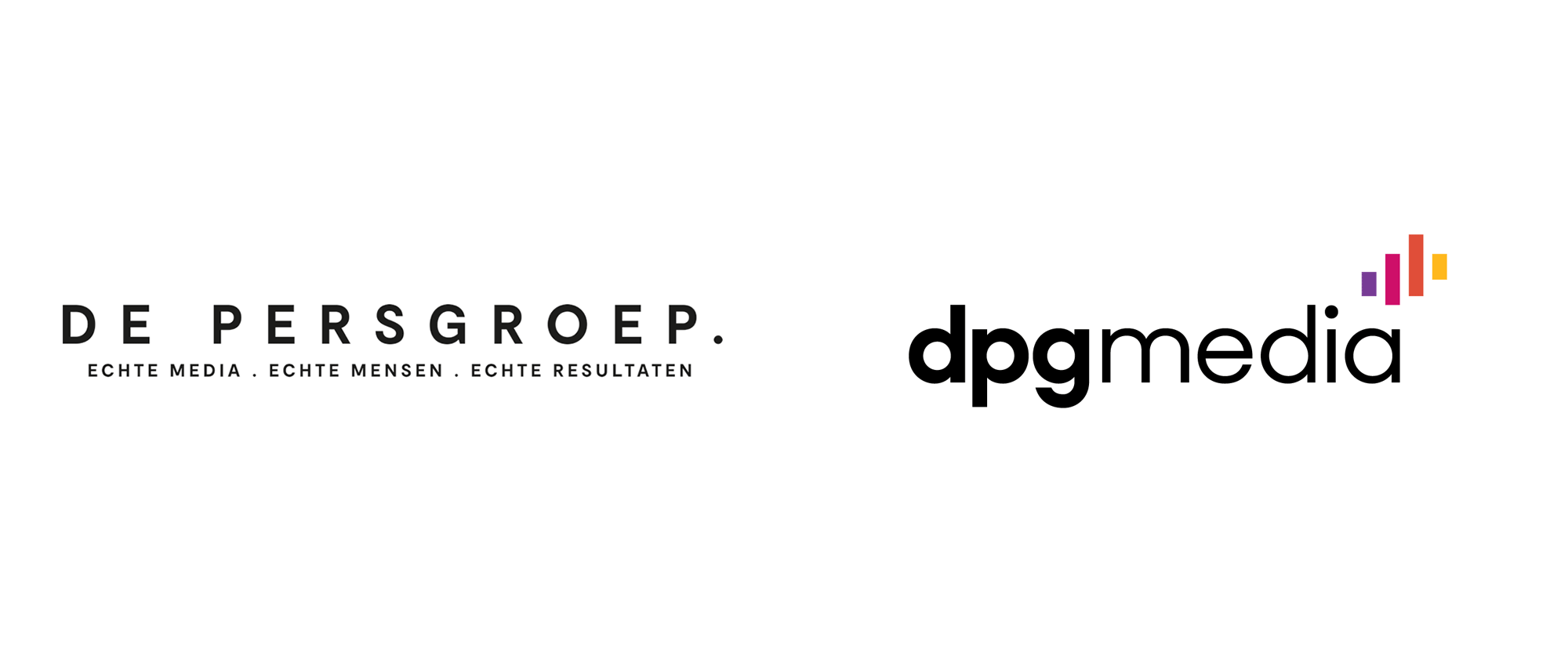New Name and Logo for DPG Media