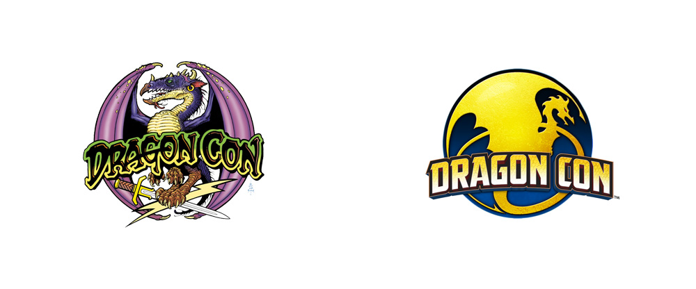 New Logo for Dragon Con