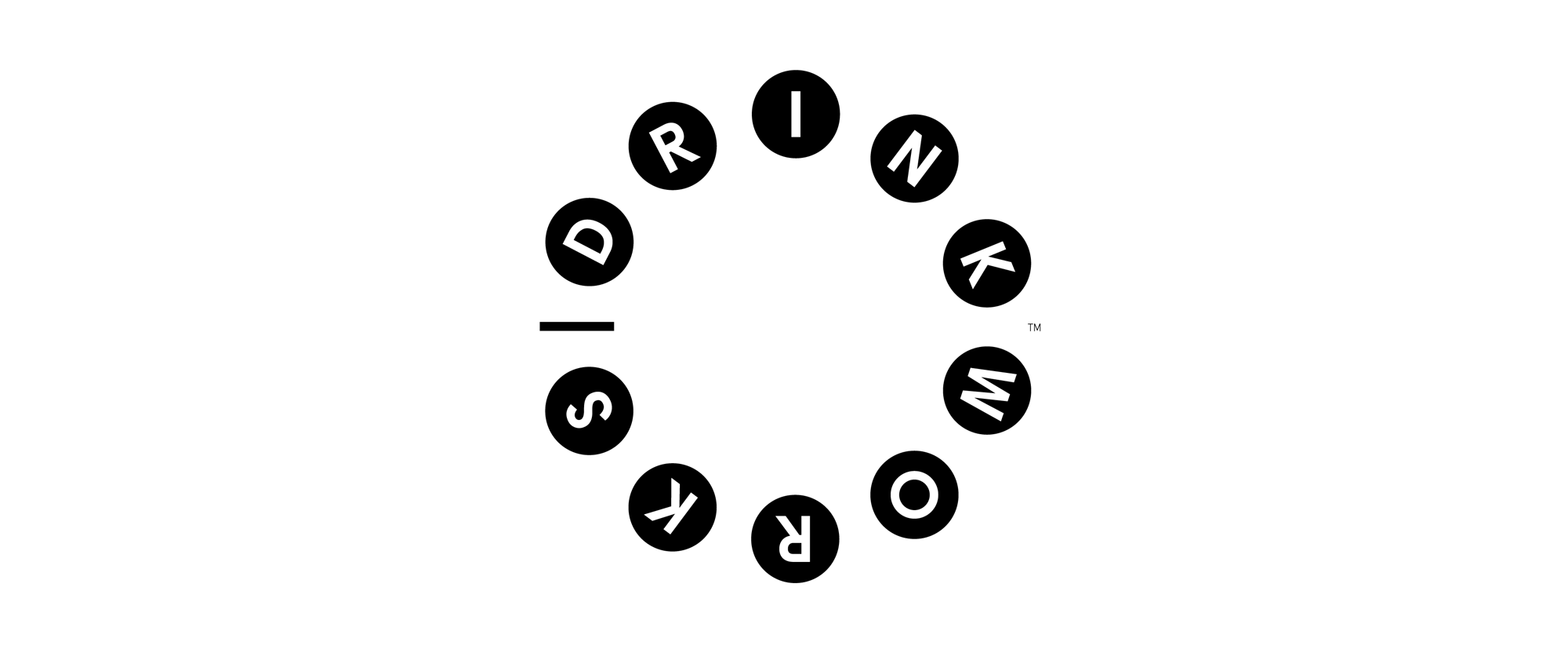 New Logo for Drinkworks by Sterling Brands
