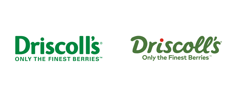 New Logo and Packaging for Driscoll's by Pearlfisher