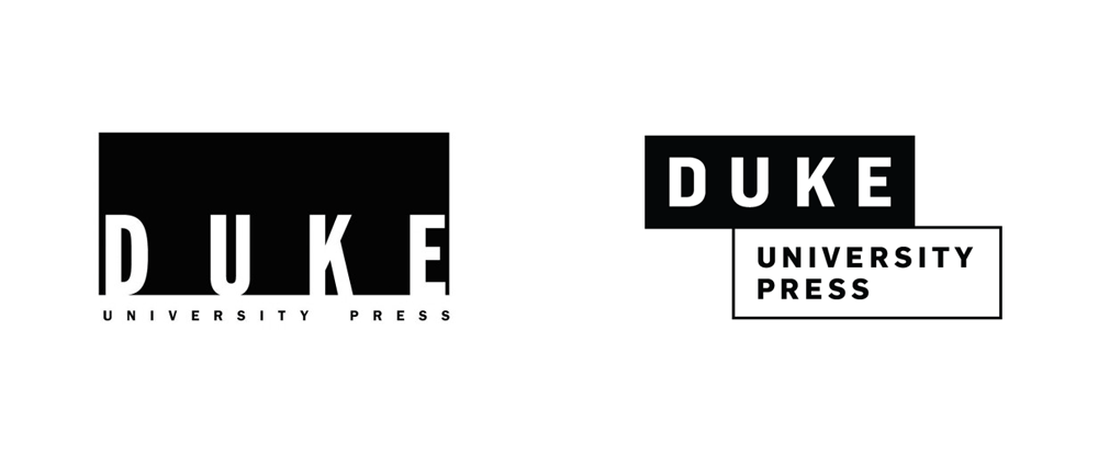 New Logo and Identity for Duke University Press by Corey McPherson Nash