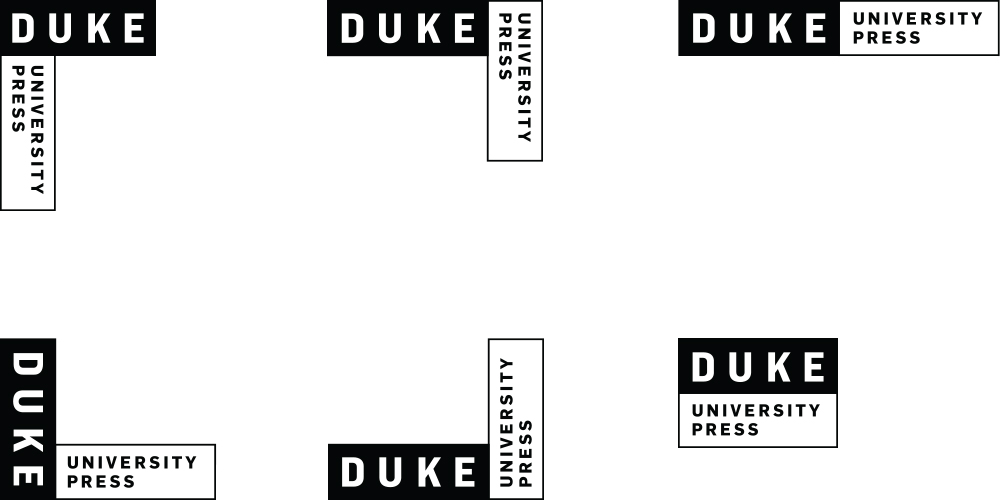 New Logo and Identity for Duke University Press by Corey McPherson Nash