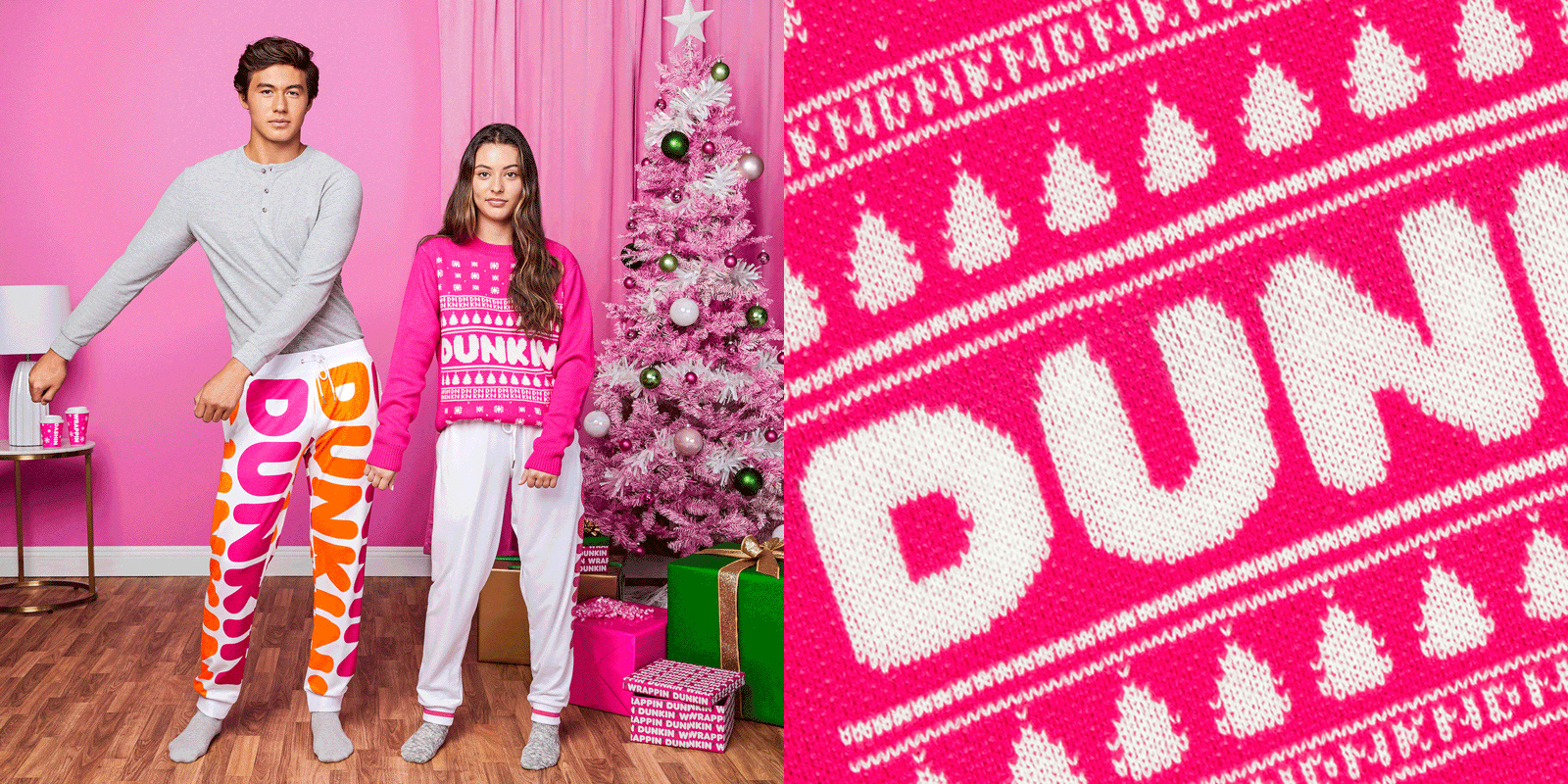 Dunkin' Holiday Swag