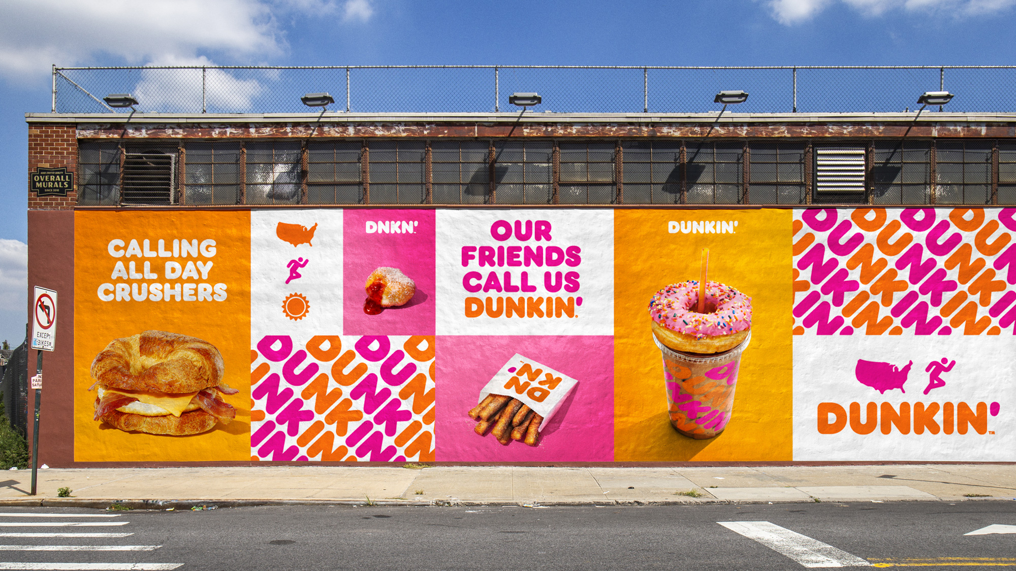 New Name and Logo for Dunkin' by Jones Knowles Ritchie